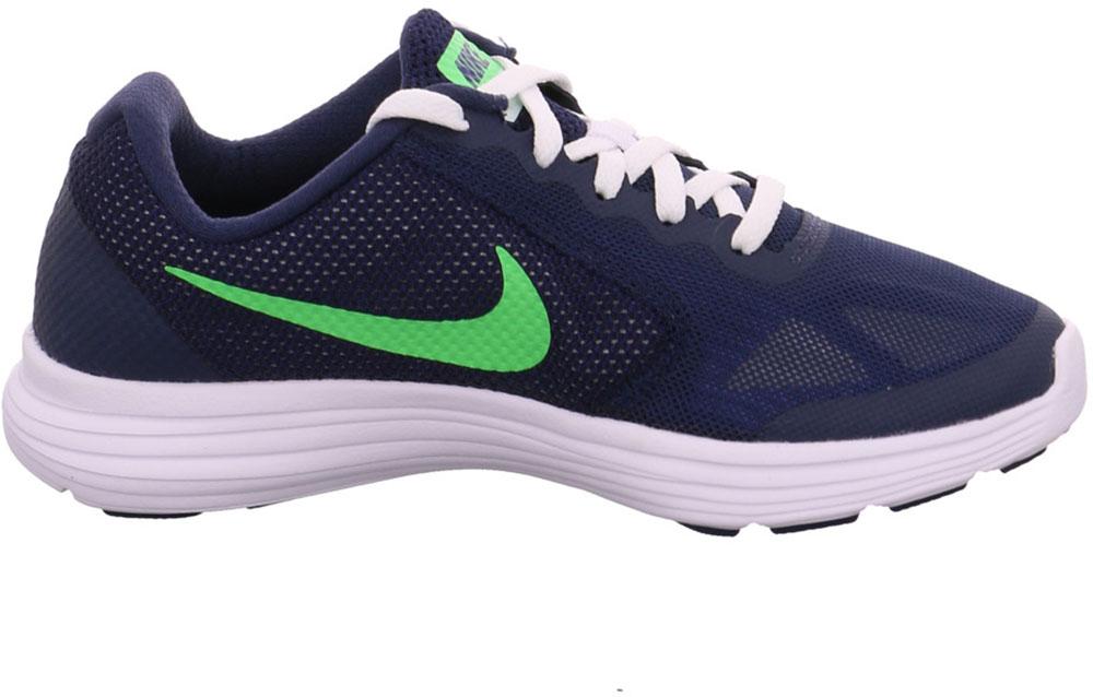 819413 Nike Revolution 3 (GS) blau